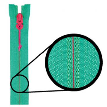 Color Combination of coil zipper